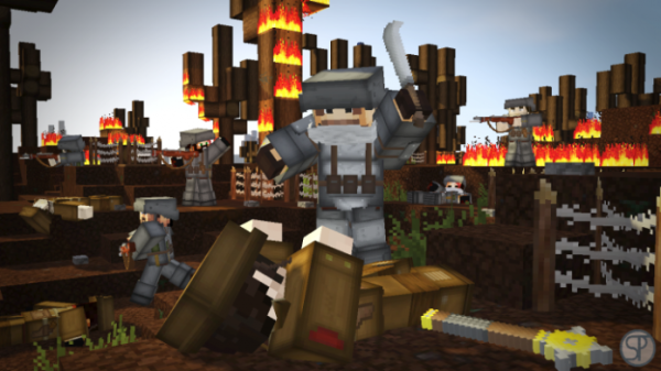 UHC PvP Texture PAcks - WORLD WAR I PvP Resource Pack