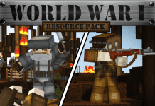 WORLD WAR I PvP Resource Pack - WWi