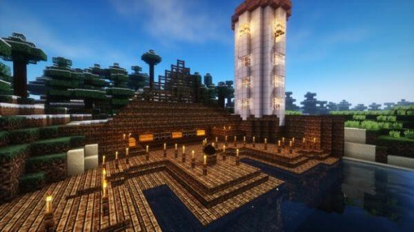 Top 10 Minecraft 1.14 Texture Packs - Default Realism