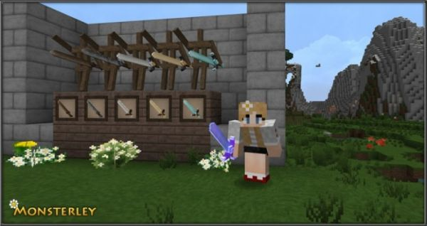 Top 10 Minecraft 1.14 Texture Packs - Monsterley - FPSboost