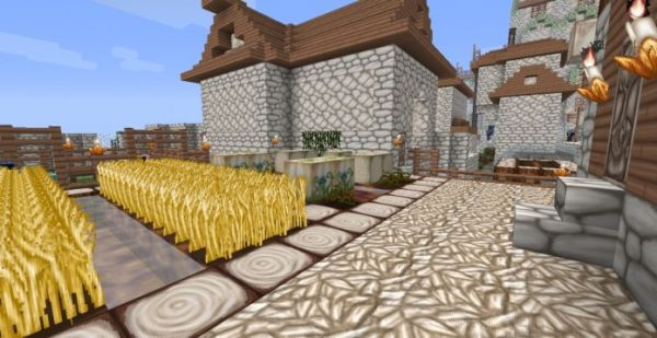 Top 10 Minecraft 1.14 Texture Packs - Wolfhound Heavenly