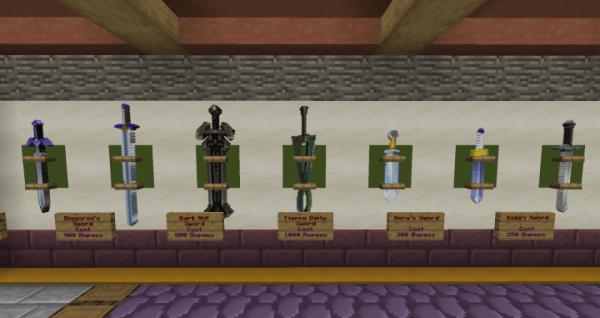 Top 10 Minecraft 1.14 Texture Packs - Zelda Battle Arena 2.5.1 PvP Resource Pack