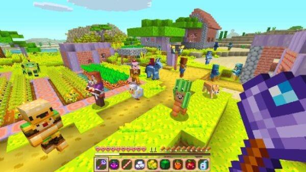 Top 10 Minecraft 1.14 Texture Packs - 2