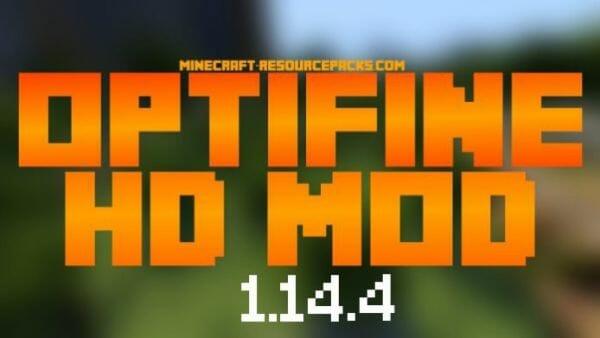 OptiFine 1.14.4 / 1.14.3 / 1.14.2 / 1.14.1 / 1.14