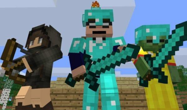 Top 10 Minecraft 1.14 Texture Packs - 1