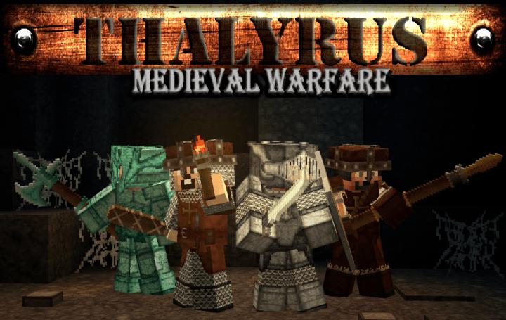 Thalyrus Medieval Warfare 1.14.2 / 1.14.1 / 1.14