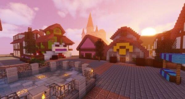 Zelda Battle Arena 1.14.2 / 1.14.1 / 1.14