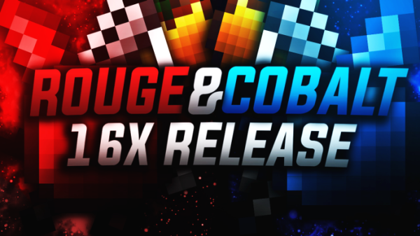 Rogue & Cobalt 16x PvP Texture Pack - BEST FPS BOOSTING UHC