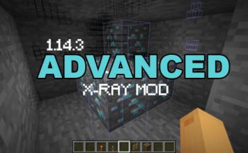 Xray Mod 1.14.3 - 1.14.2 - 1.14.1 - 1.14 - Advanced Xray!