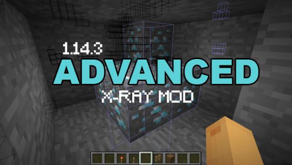 Advanced Xray Mod 1.14.3 / 1.14.2 / 1.14.1 / 1.14
