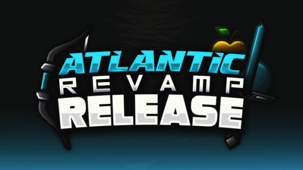 Atlantic V1 Revamp PvP Texture Pack 1.8 / 1.8.9