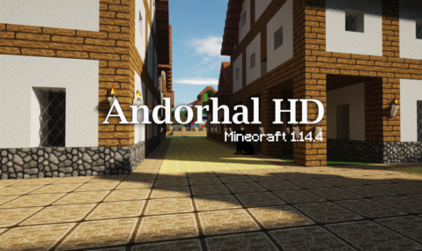 Andorhal HD 1.14.4 Texture Pack