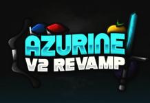 Azurine v2 Revamp 1.8 / 1.8.9 PvP Texture Pack