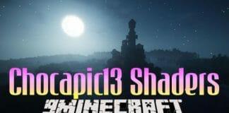 Chocapic13 Shaders 1.14.4