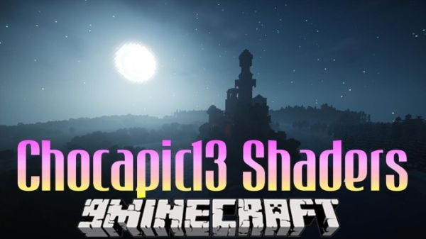 Chocapic13 Shaders 1.14.4