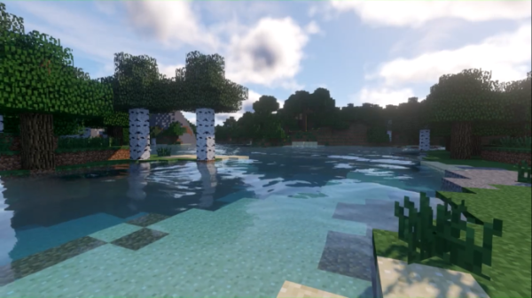 Continuum Shaders 1.14.4 - 2