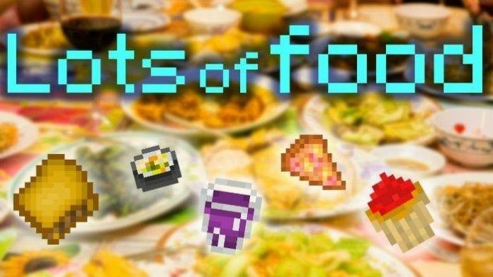 Lots More Food 1.14.4