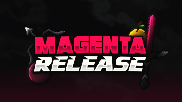 Magenta 64x PvP Texture Pack 1.8 / 1.8.9