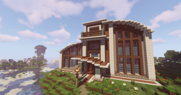 OzoCraft 1.14.4 Texture Pack
