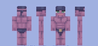 Ricardo Thanos Skin for Minecraft