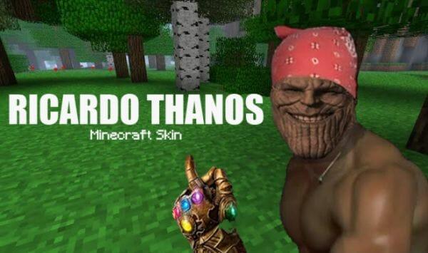 Ricardo Thanos Skin