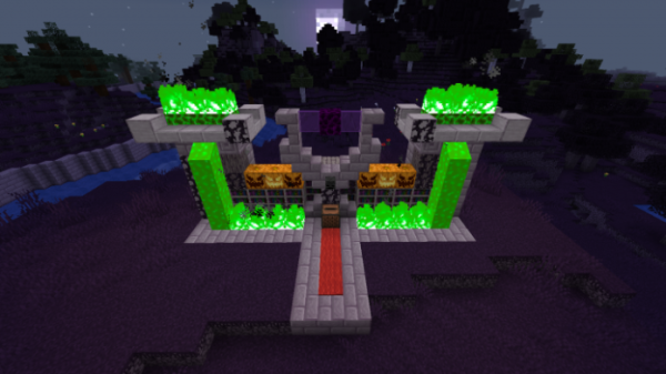 The Corruption Pack 1.14.4 Texture Pack