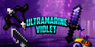 Ultramarine Violet 1.14.4 - 1.8.9 - 1.8 16x FPS Pvp Pack