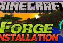 How to Install Minecraft Forge 1.14.4 - 5