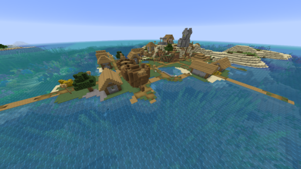 All about Shipwrecks - Minecraft Seed - 1