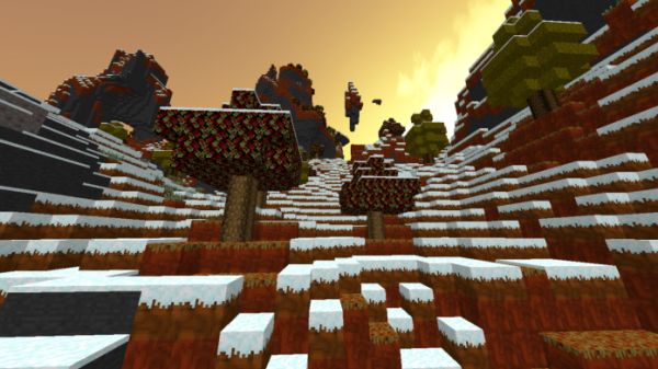 Halloween PvP Texture Pack 1.8.9 / 1.8 by Demo - 2