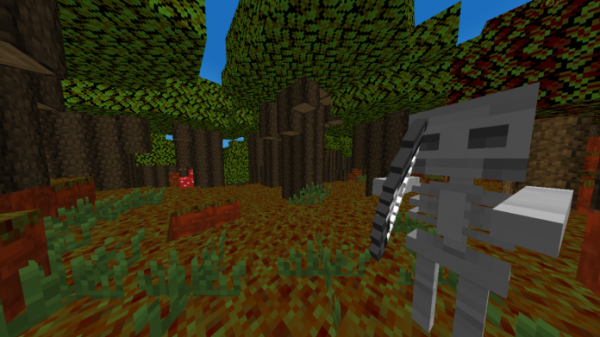 Halloween PvP Texture Pack 1.8.9 / 1.8 by Demo - 1