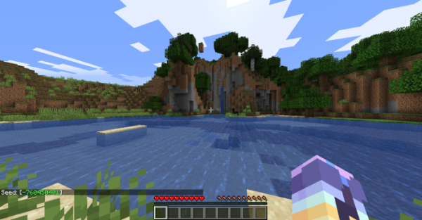 How to Use Minecraft Seeds - 3