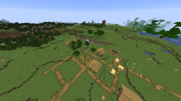 I need a heroooo - Minecraft Seed - 2