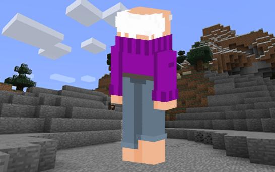 Old Man Skin