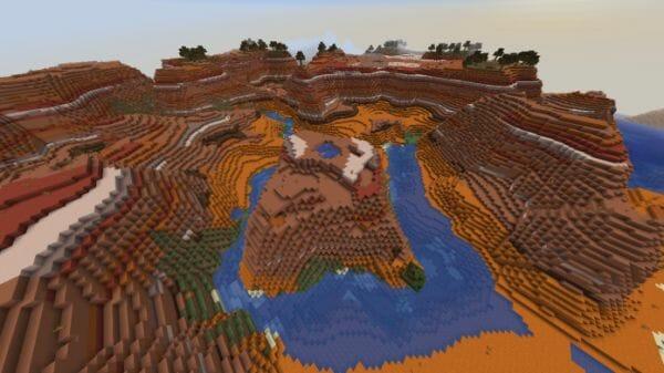 Tali'zorah - Minecraft Seed - 1