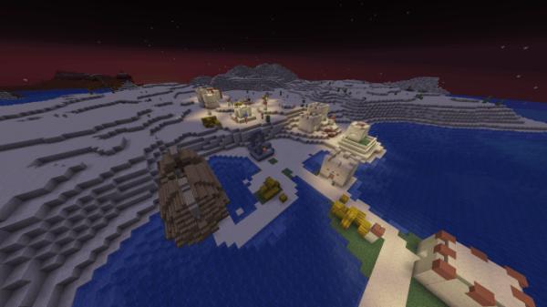 Tali'zorah - Minecraft Seed - 2