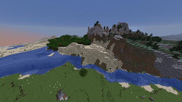 Tali'zorah - Minecraft Seed - 3