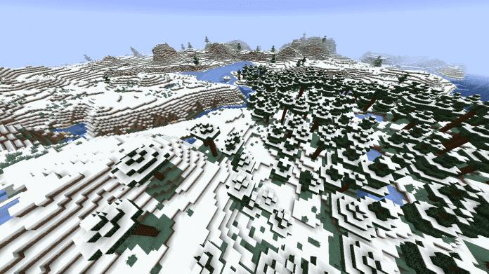 Temple of Doom - Minecraft Seed - 1