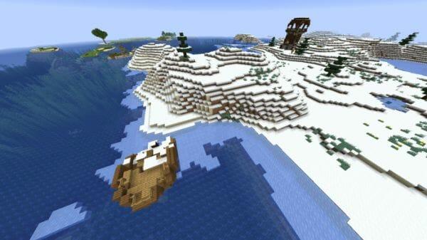 Temple of Doom - Minecraft Seed - 3