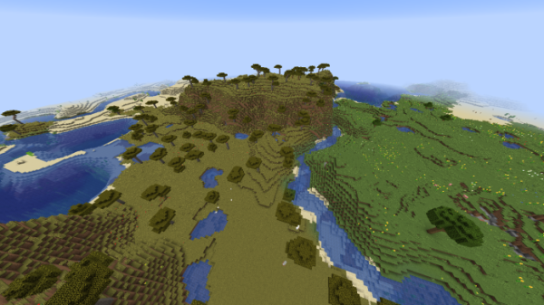 The Lonely Island - Minecraft Seed - 1