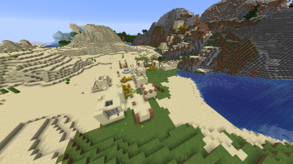 The Lonely Island - Minecraft Seed - 2