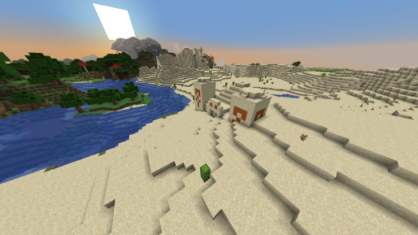 The Lonely Island - Minecraft Seed - 3