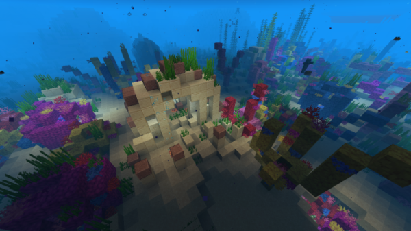 The Township - Minecraft Seed - 2