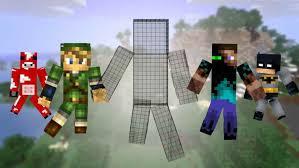 Top 10 Minecraft Skins - 1