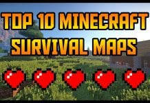 Top 10 Minecraft Survival Maps