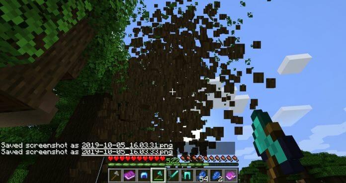 TreeCapitator 1.14.4 - 1