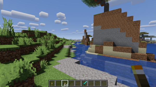 Vanilla Plus Shaders 1.14.4 - 1