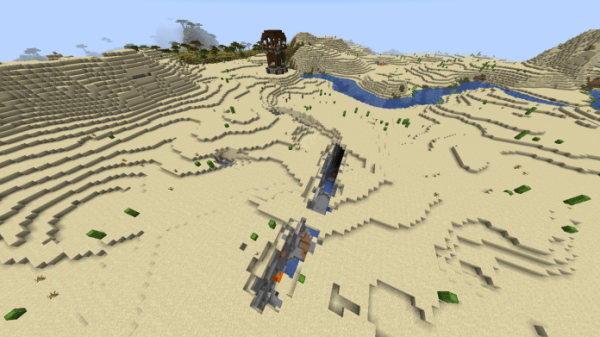 What Lies Beneath - Minecraft Seed - 2