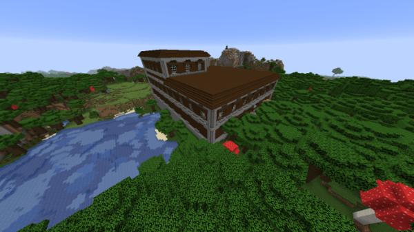 What Lies Beneath - Minecraft Seed - 3