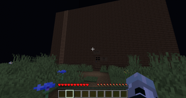 A Night With Billy - Minecraft Horror Map - 1